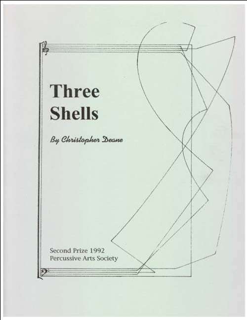 Christopher Deane - Three Shells