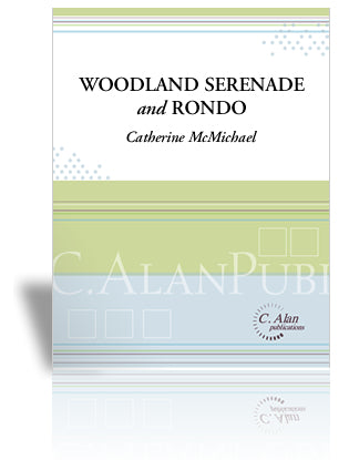 Catherine McMichael - Woodland Serenade and Rondo (reducción a piano)