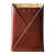 Whiskey Brown | ES Corner Leather Folded Card Wallet