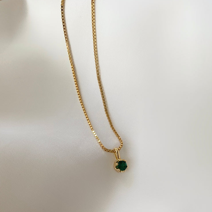Polanco Black Enamel Signet Ring