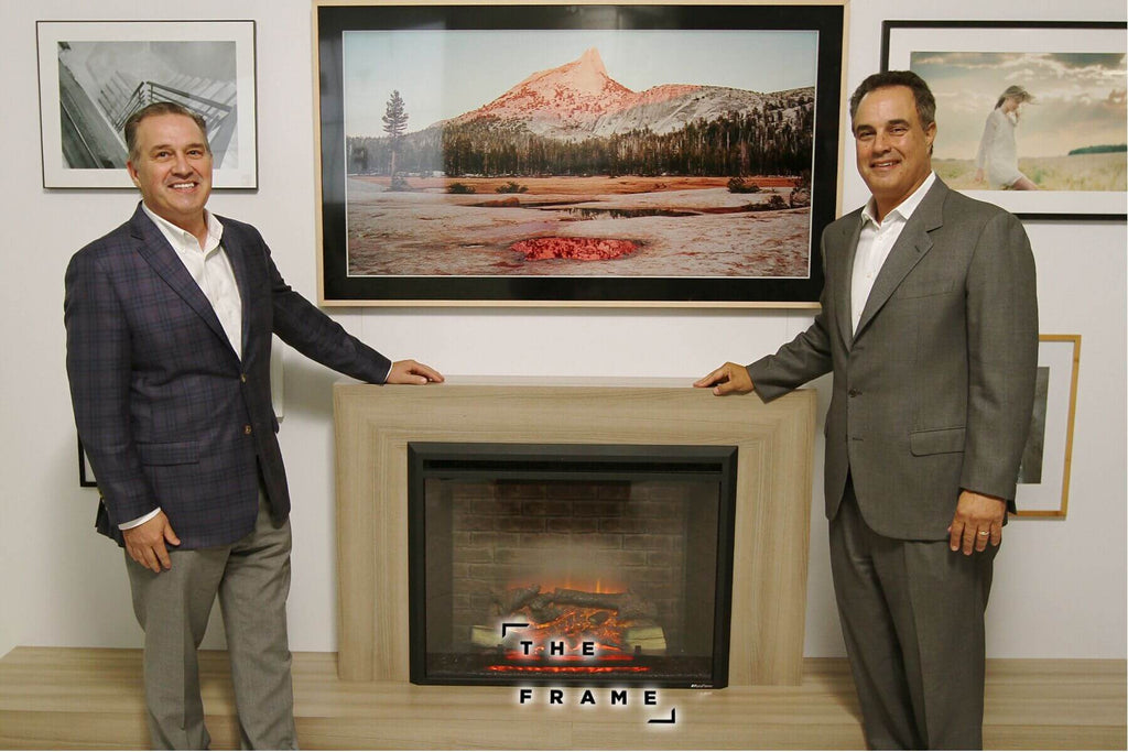 Samsung Frame TV Launches with Huge Sucess at Starpower in Dallas, Texas