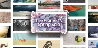 The Frame TV Spring Sale Event