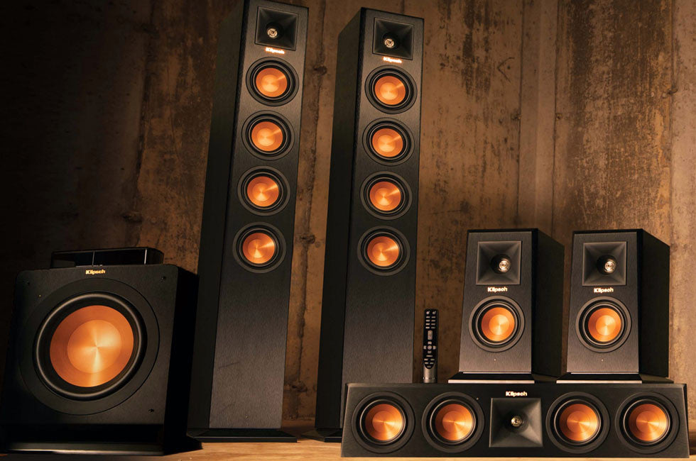 Klipsch WiSA Home Audio System