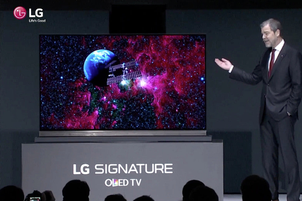 Tech It Out: LG OLED Signature Series