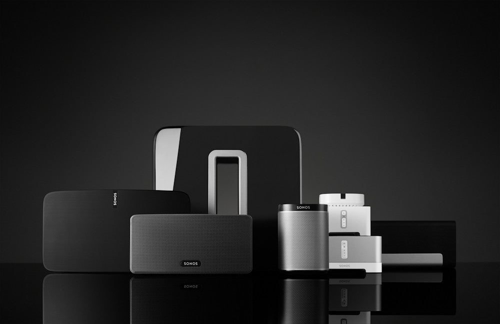 Wireless Sound Systems | Home Audio | SONOS