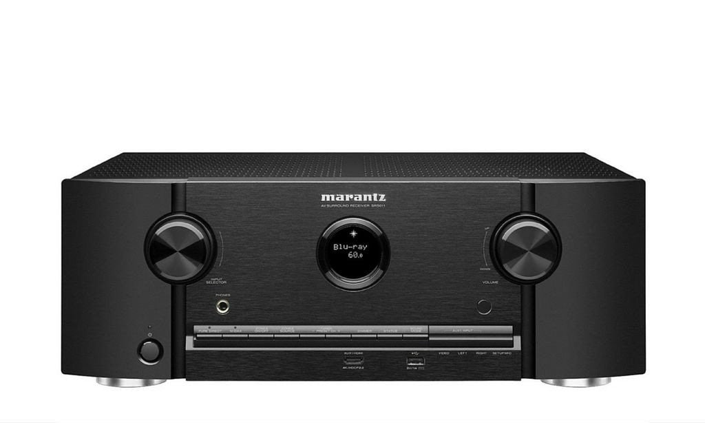 Starpower Feature: Marantz Amplifiers