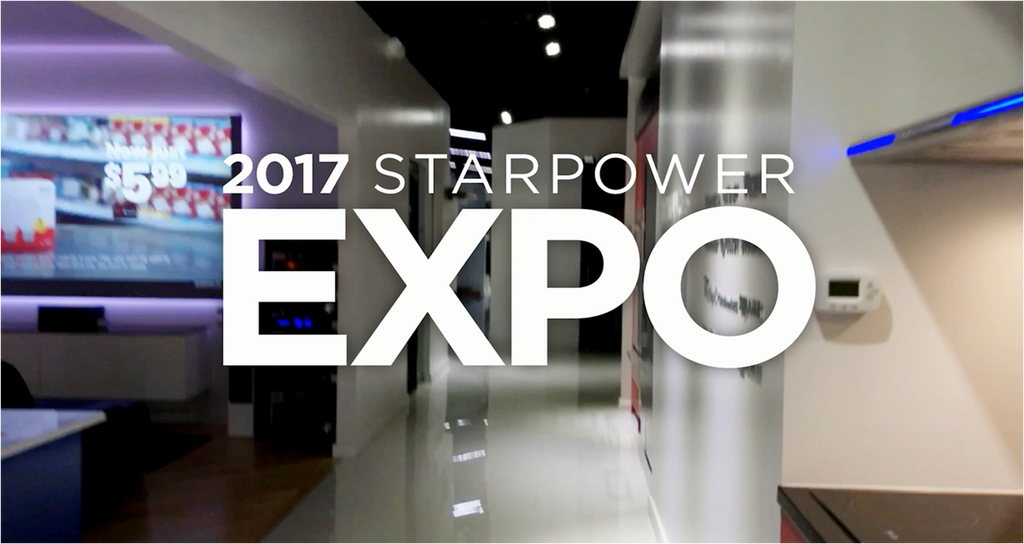 Starpower Expo 2017 Announced | Audio, Video, Appliance Event
