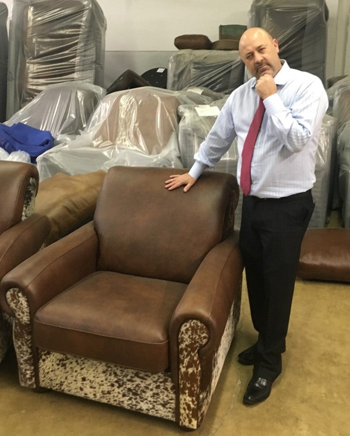 Home Theater Seating | The Quality Test | Starpower | United Leather