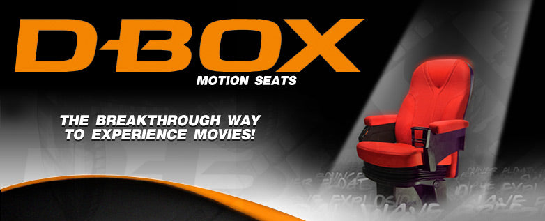 Feel the Action with D-Box!