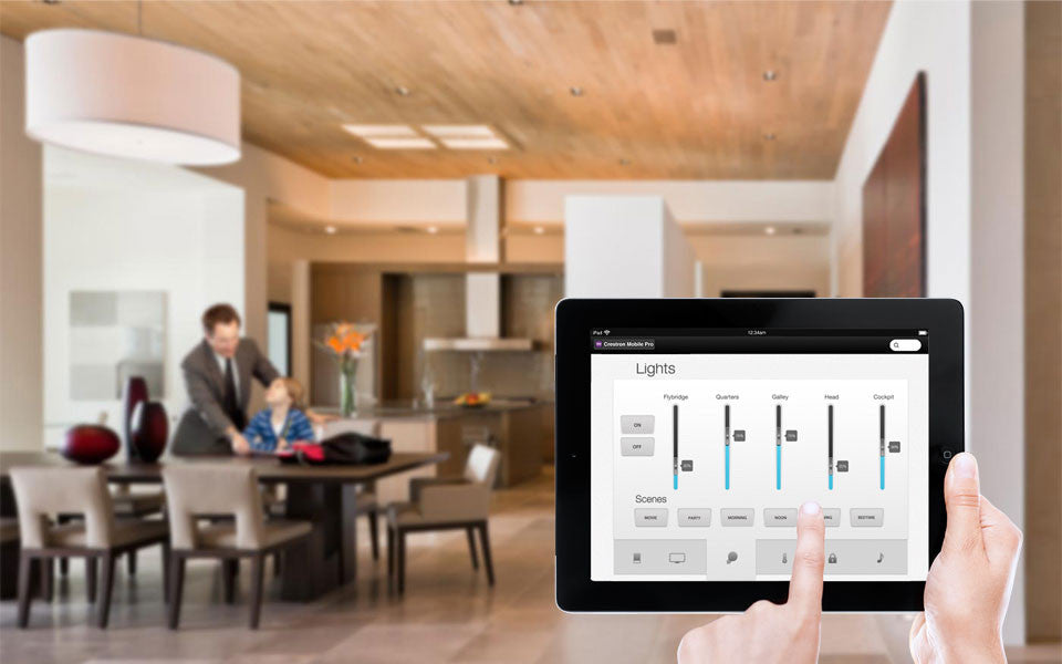 What is Home Automation? | Home Automation Packages |  URC