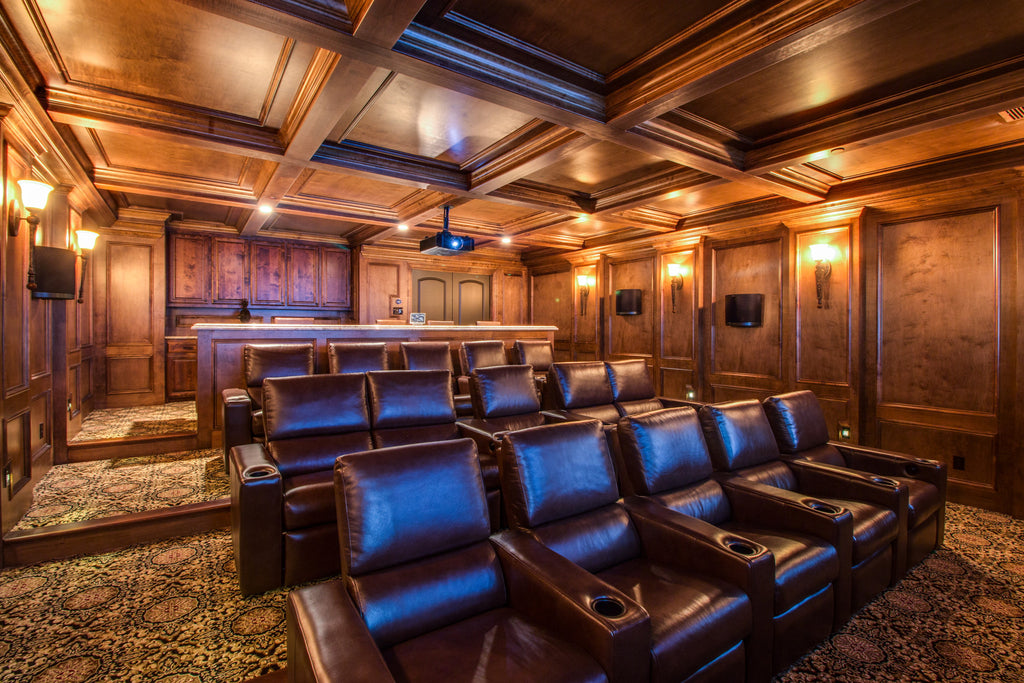Home Theater Seating | Theater Chairs | Dallas, Phoenix, Fort Worth, Scottsdale, Southlake
