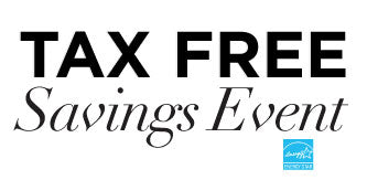 Forget the Tax and Energy Star® Weekend Savings