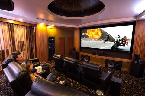 Designing Your Complete Home Theater