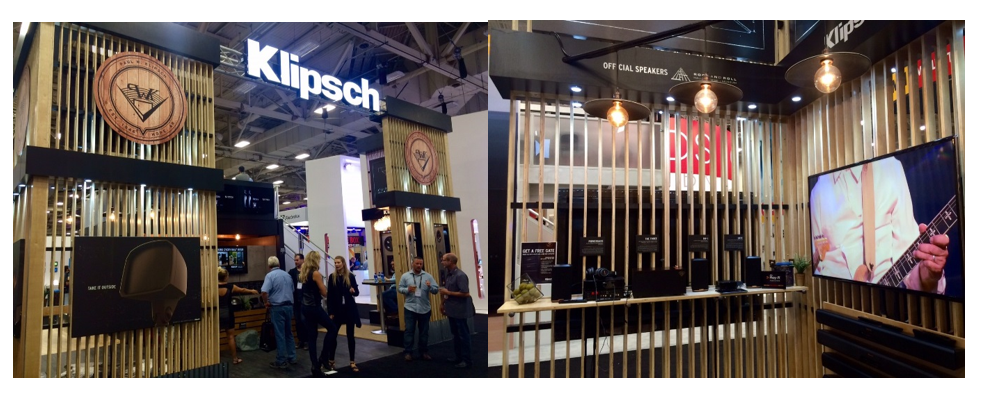 New Klipsch Products At Cedia 2016