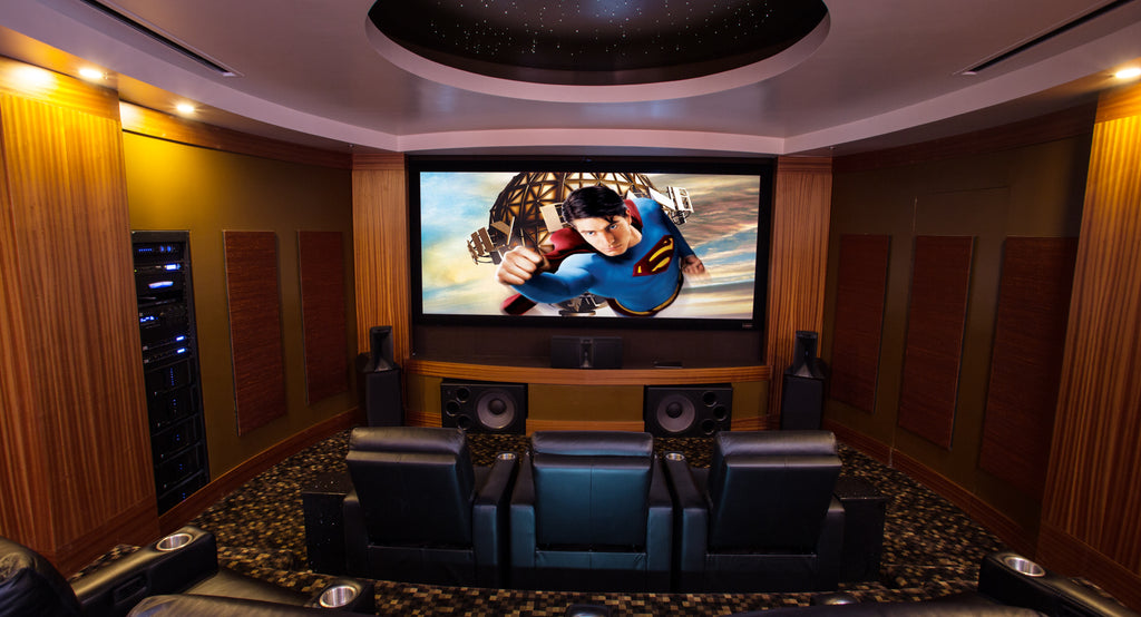 Home theater design - dallas-fort-worth-phoenix-scottsdale