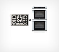 Cooktop or Rangetop and any Wall Oven