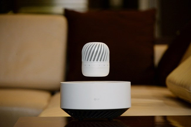Floating-wireless-speaker-ces-show-2017