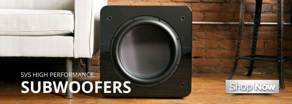 SVS High Performance Subwoofers - Starpoewr Home Theater