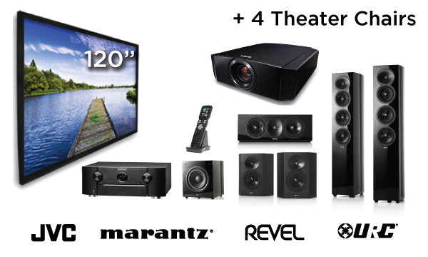 """The Hall of Fame"" Home Theater System-Home Theater Package-Starpower Home Theater-Starpower Home Theater"