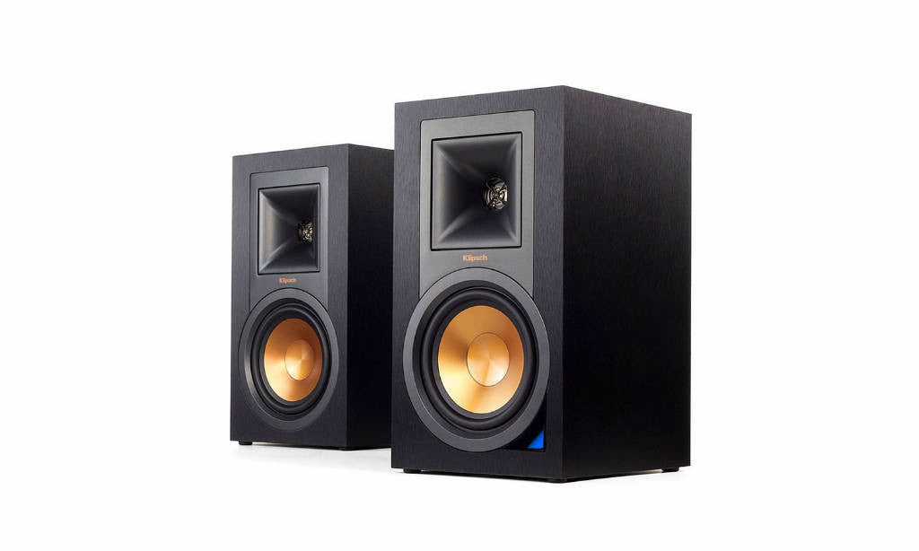 Klipsch Powered Monitors Pair - R-15PM-Speakers-Klipsch-Starpower Home Theater