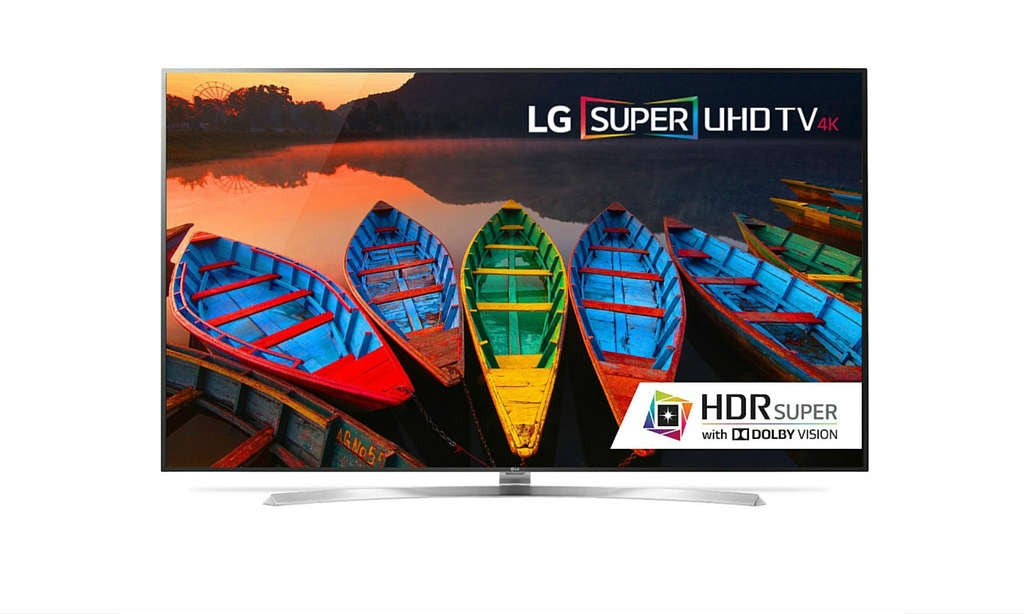 "LG 65UH9500 - 65"" 4K Ultra HD Smart LED TV-4K Television-LG-Starpower Home Theater"
