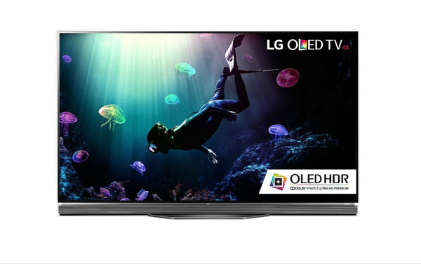 4K Ultra HD Smart OLED TV - OLED55E6P -LG-Starpower Home Theater