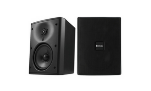 Revel Extreme Climate Outdoor Loudspeakers - M55XC - Black-Speakers-Revel-Starpower Home Theater