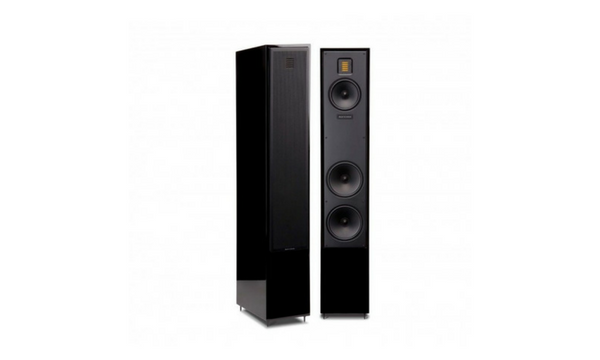 Martin Logan 3 Way Floorstanding Speaker Pair - MOTION 40 (Black Gloss)-Speakers-Martin Logan-Starpower Home Theater