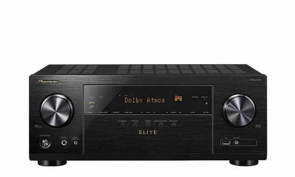 Pioneer Elite 4K Ultra HD Receiver - VSX-LX101-Receiver-Pioneer Elite-Starpower Home Theater