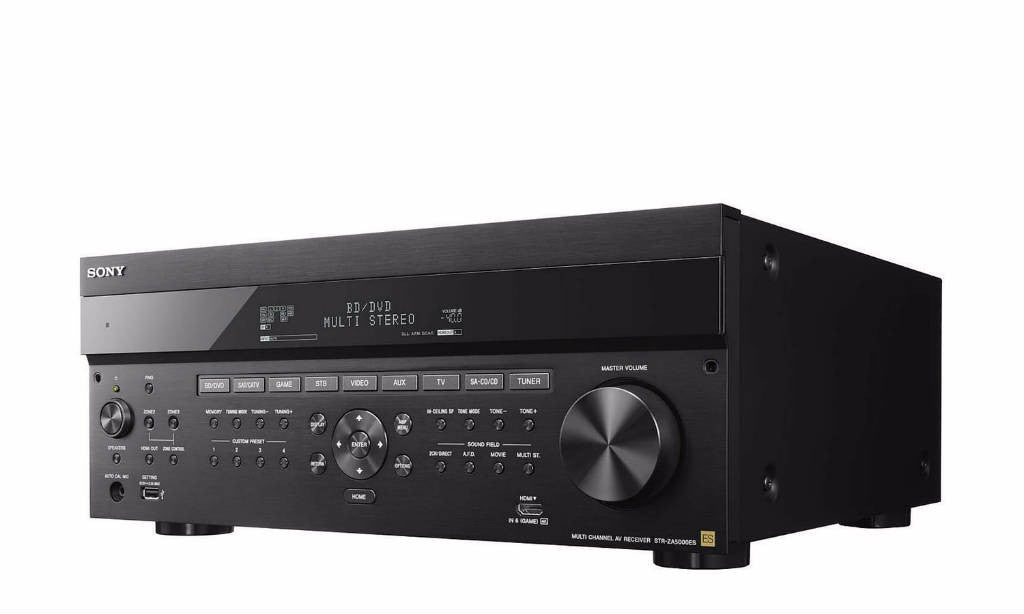 Sony 4K Ultra HD and 3D Pass-Through AV Receiver - STRZA5000ES-Receiver-Sony-Starpower Home Theater