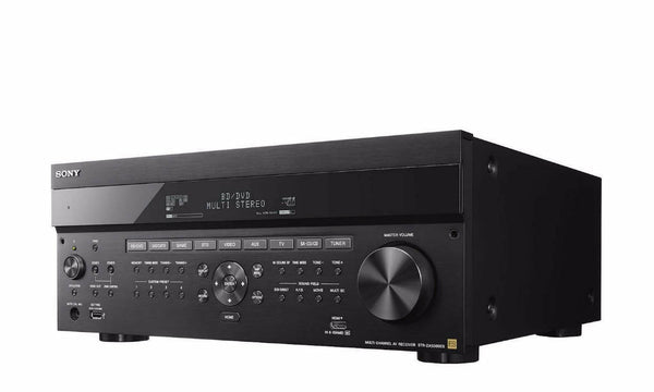 Sony STR-ZA5000ES - 4K Ultra HD and 3D Pass-Through AV Receiver-Receiver-Sony-Starpower Home Theater