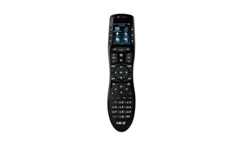 Programmable Wi-Fi Color Total Control Remote - TRC-820-Remote-URC-Starpower Home Theater