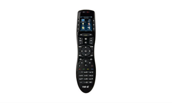 URC Programmable Wi-Fi Color Total Control Remote - TRC-820-Remote-URC-Starpower Home Theater