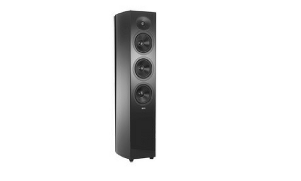 home theater tower speakers. revel concerta2 tower speaker - f36 (black)-speakers-revel-starpower home theater speakers