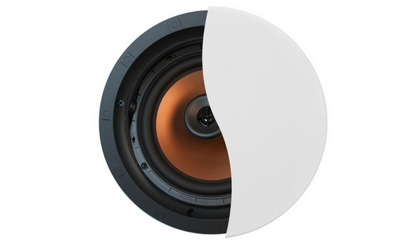Klipsch In-Ceiling Pivoting Speaker - CDT-5800-C II-Architectural Speakers-Klipsch-Starpower Home Theater