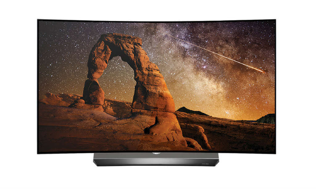 Curved 4K Ultra HD Smart OLED TV - OLED55C6P-OLED TV-LG-Starpower Home Theater