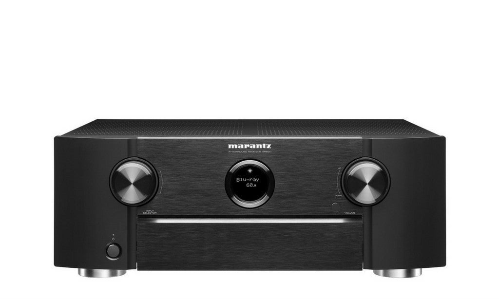 9.2 Channel 4K Ultra HD Network AV Surround Receiver - SR6011-Receiver-Marantz-Starpower Home Theater