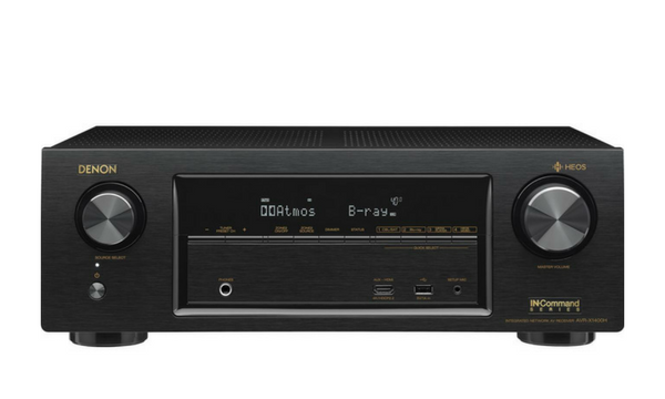 Denon 7.2-Ch Home Theater Receiver - AVR-X1400-Receiver-Denon-Starpower Home Theater