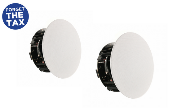 "Revel 6.5"" In-Ceiling Speakers Pair - C563-Architectural Speakers-Revel-Starpower Home Theater"