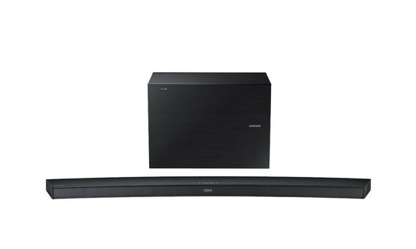 Samsung 4.1 Ch. Curved Sound Bar With Wireless Subwoofer - HW-J7500R/ZA-Sound Bars-Samsung-Starpower Home Theater