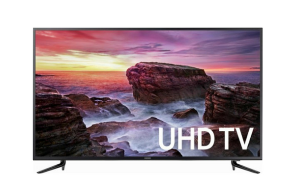 "Samsung 58"" HDR UHD Smart LED TV-4K Television-Samsung-Starpower Home Theater"