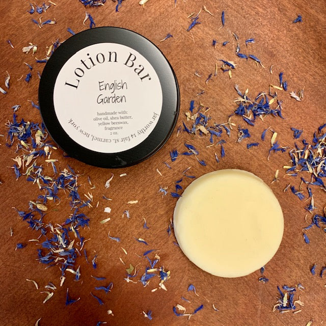English Garden Lotion Bar