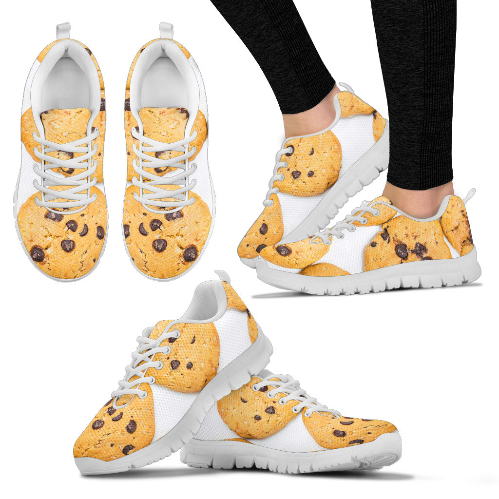Chocolate Chip Cookie Sneaker Shoe
