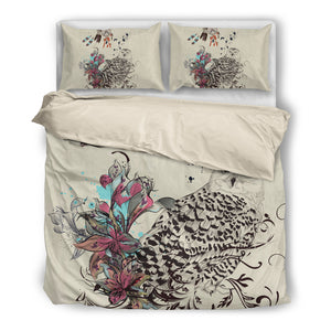Owl Duvet Cover and Pillowcases