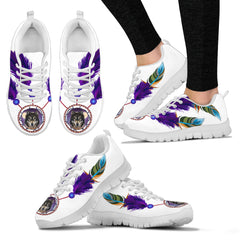 Wolf Dreamcatcher Sneakers