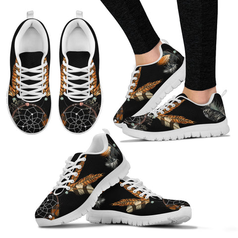Image of Women's Dreamcatcher Feather Sneaker