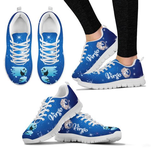 Image of Virgo Zodiac Sneaker