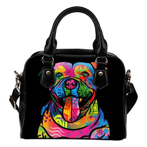 Pitbull Shoulder Bag