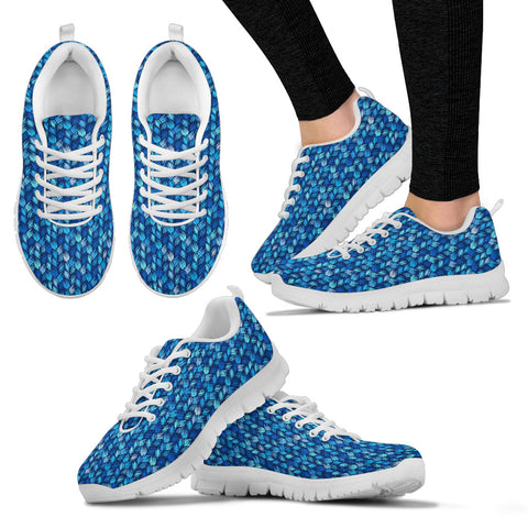 Image of Women's Knitting Sneakers