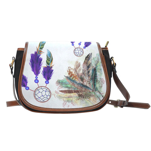 Image of Dreamcatcher Saddlebag